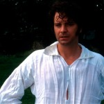 Any excuse for a picture of Colin Firth in a wet shirt!