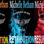 Michelle Betham - and her love for a man in leather!